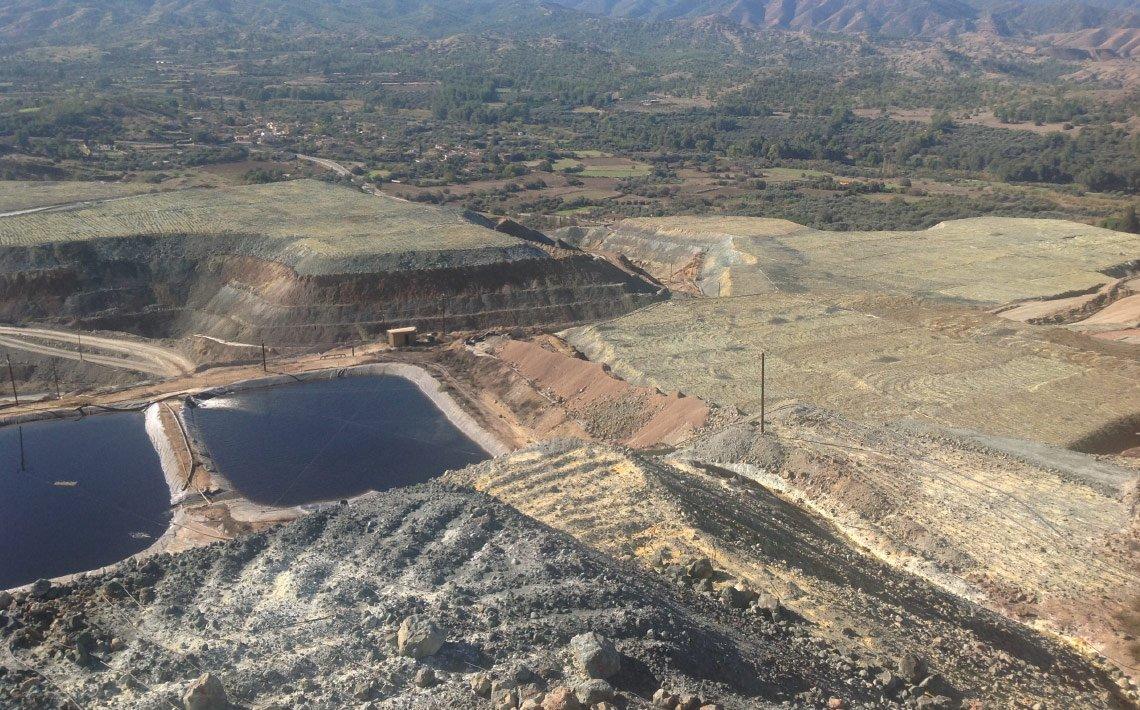 copper mine image