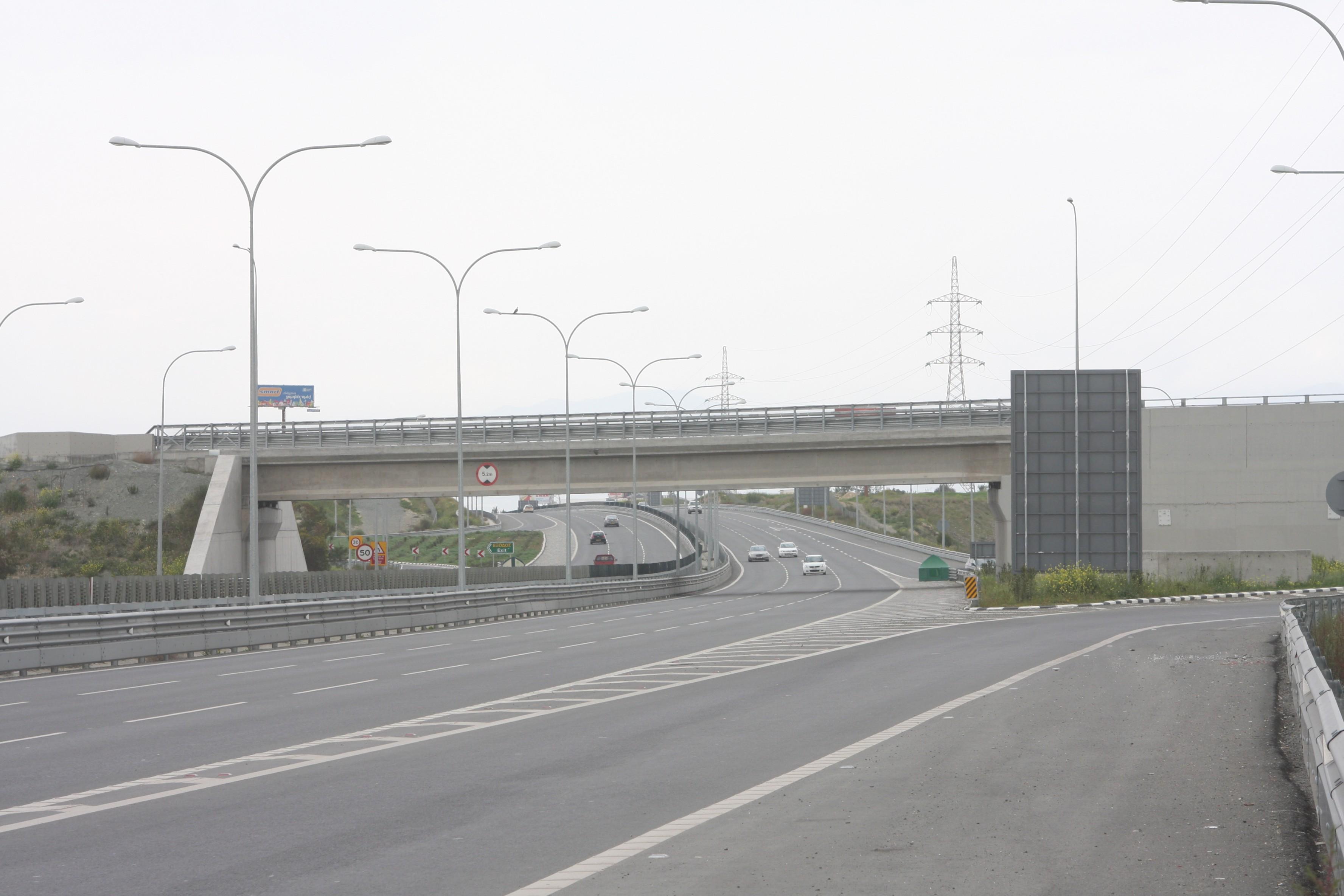 6 Lane Motorway - Lefkosia (8)-K1000