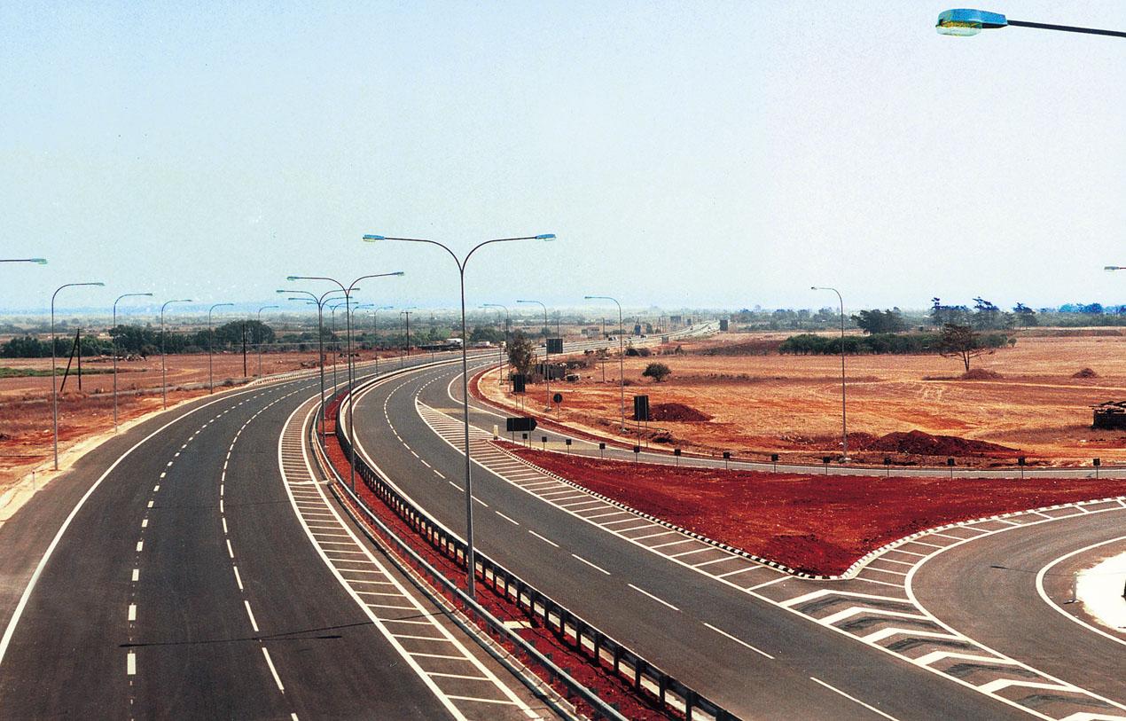 Dhekelia - Protaras Highway