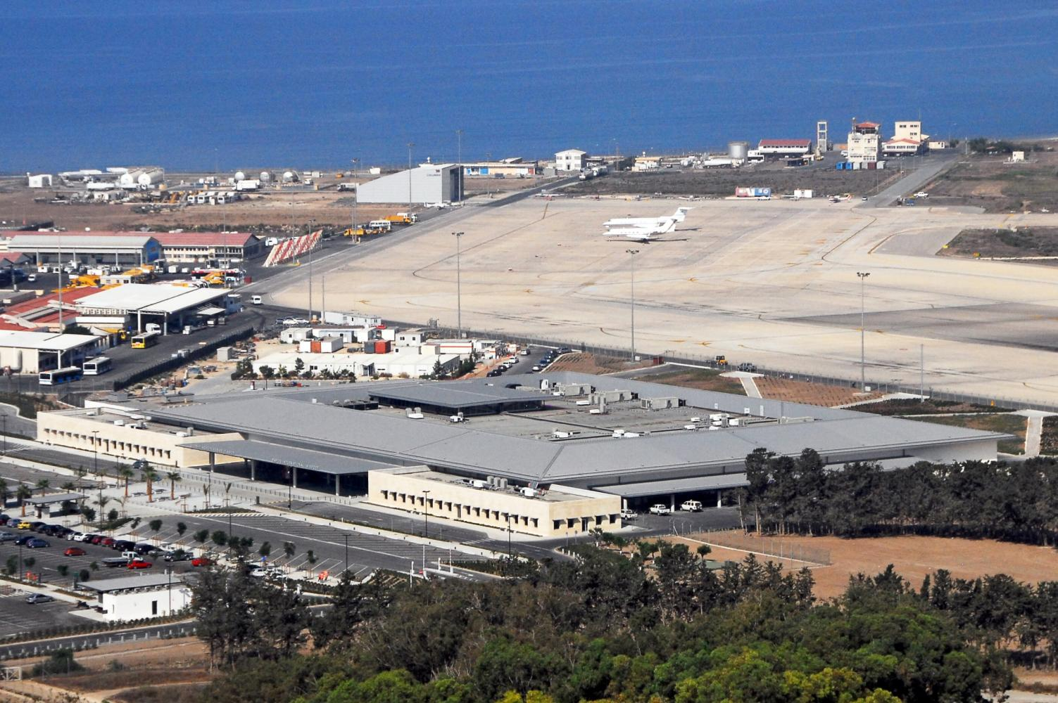 Pafos International Airport