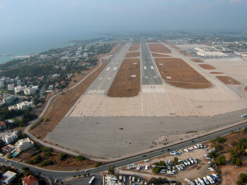 Athens International Airport - Runway