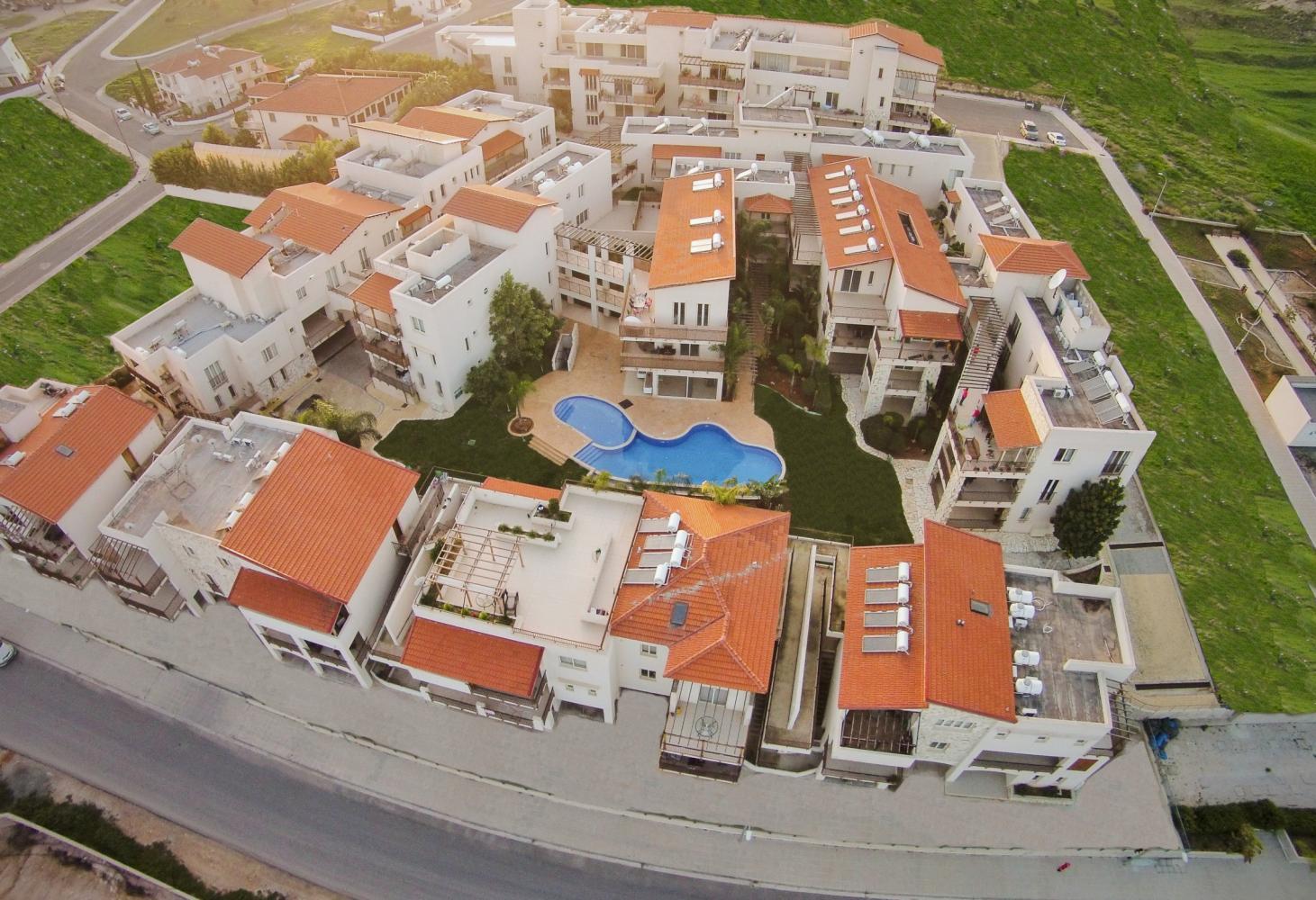 Amphithea Gardens - Oroklini