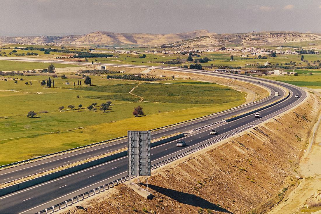 Larnaka - Famagusta Motorway