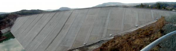 Kanaviou Dam - 2006