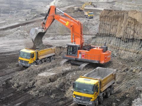 Mavropigi Coal Mine - Greece