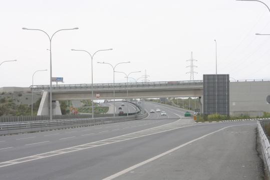 6 Lane Motorway Nicosia - Alambra